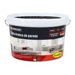 Parkside® Tinta Branca de Parede 8 L