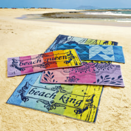 HOME CREATION® Toalha de Praia