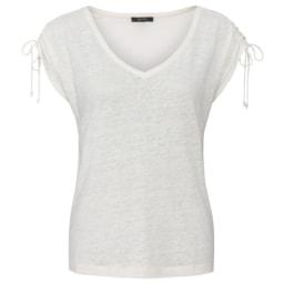 Esmara® T-shirt de Linho para Senhora