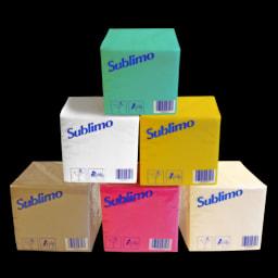 SUBLIMO® Miniguardanapos