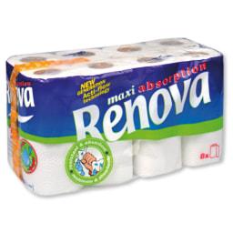 Renova® Rolo de Cozinha Maxi Absorption 2 Folhas