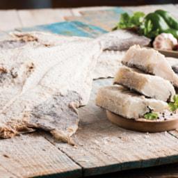 Bacalhau Crescido Inteiro do Atlântico
