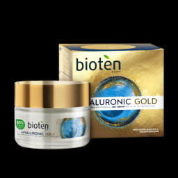 Bioten Creme Rosto Dia Hyaluronic Gold