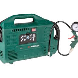 Parkside® Míni Compressor Portátil 1100 W