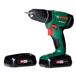Bosch® Aparafusadora de Impacto 18 V, 241 Peças
