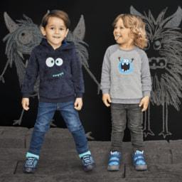 POCOPIANO® Sweatshirt de Pelúcia para Menino