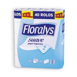 FLORALYS® Papel Higiénico