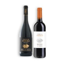 Vinhos selecionados TORRE DE FERRO®