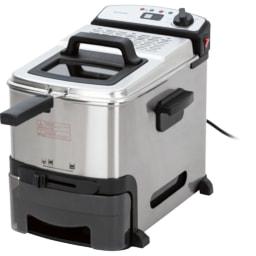 Silvercrest® Kitchen Tools Fritadeira com Função de Limpeza de Óleo 2300 W
