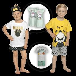 Pijama/Camisa de Dormir para Criança