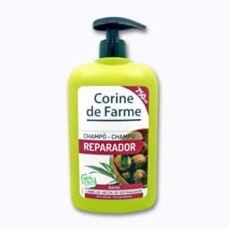 Champô Manteiga Karité Corine de Farme