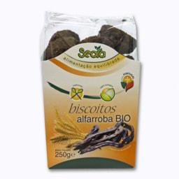 Biscoitos de Alfarroba Biológicos