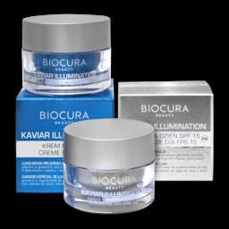 BIOCURA® Creme de Dia/ Noite Caviar
