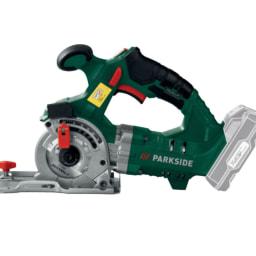 Parkside® Mini Serra Circular 20 V sem Bateria