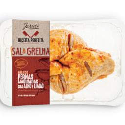 JARUCO® Perna de Frango Marinada com Alho e Limão
