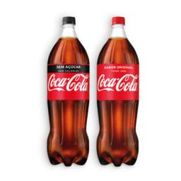 Refrigerantes selecionados COCA COLA®