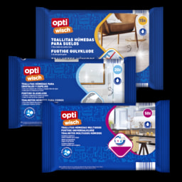 OPTIWISCH® Toalhetes de Limpeza