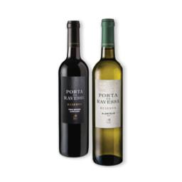 PORTA DA RAVESSA® Vinho Tinto / Branco Alentejo DOC Reserva