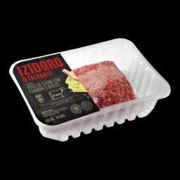 Rolo de Carne com Fiambre e Queijo