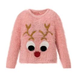 Lupilu®/ Pepperts® Camisola Natalícia para Criança