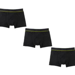 LIVERGY® Boxers, 3 Unid.