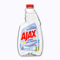 Ajax Recargas para Limpa Vidros