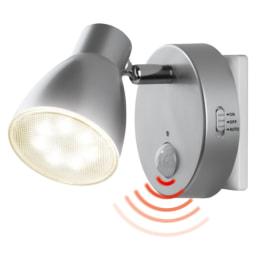 LIVARNO LUX® Projetor LED com Sensor de Movimentos