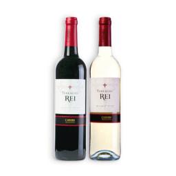 TERRAS D'EL REI® Vinho Tinto / Branco Regional Alentejano