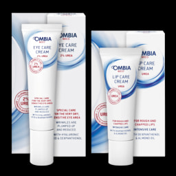 OMBIA MED® Creme de Tratamento Olhos e Lábios com Ureia