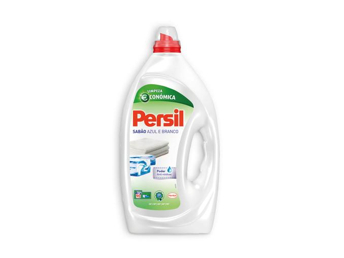 PERSIL® Detergente em Gel Sabão Azul & Branco 90 Doses