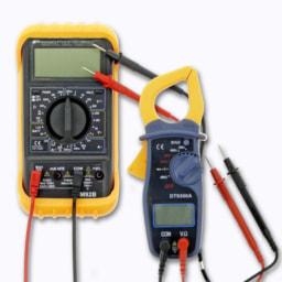 Multímetro Digital/Pinça Amperimétrica