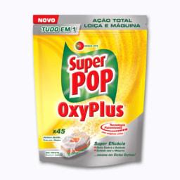 Super Pop OxyPlus Pastilhas Lava-loiça