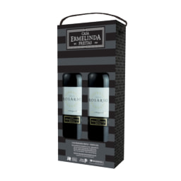 Vinha do Rosário® Vinho Tinto Regional Península de Setúbal BiPack