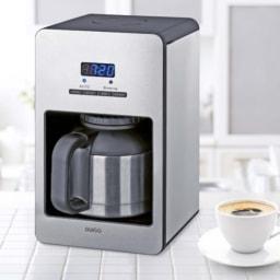 Máquina de Café com Cafeteira Térmica