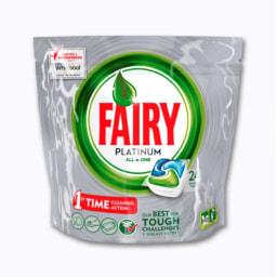 Fairy Máquina Platinum