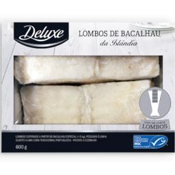 DELUXE® Lombos de Bacalhau da Islândia