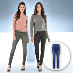UP2FASHION® Jeggings de Senhora
