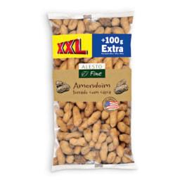 ALESTO® Amendoins com Casca Torrados XXL