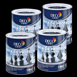 DECO CRAFT® Tinta de Proteção para Metal