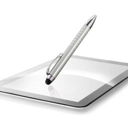 Touch Pen 2 em 1