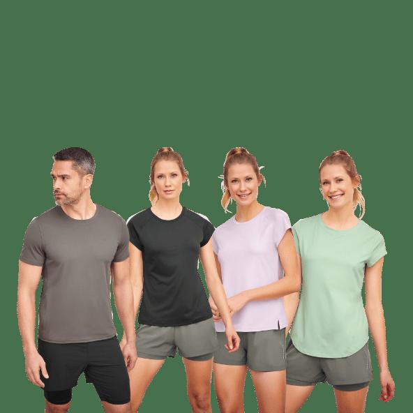 ACTIVE TOUCH® T-shirt de Corrida