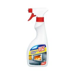 W5® Produto de Limpeza para Vidro de Lareira