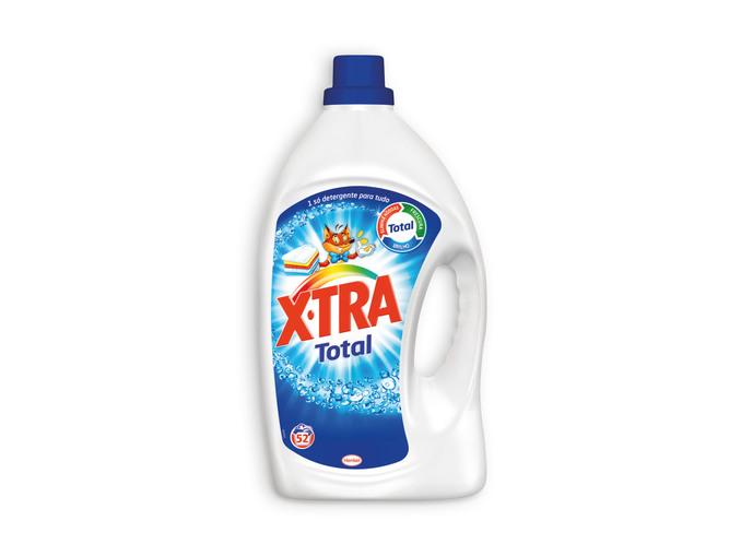 X-TRA® Detergente para Roupa em Gel