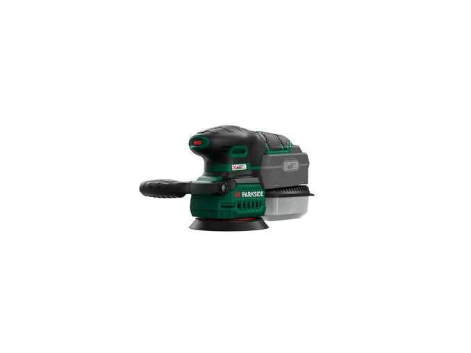 Parkside® Lixadora Excêntrica 20 V sem Bateria
