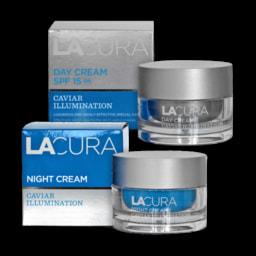 LACURA® Creme de Dia/ Noite Caviar