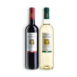 PORTA DA RAVESSA® Vinho Tinto / Branco Alentejo