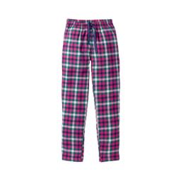 ESMARA LINGERIE® Calças de Pijama em Flanela para Senhora
