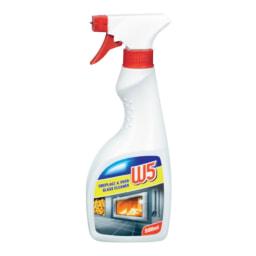 Produto de Limpeza para Vidro de Lareira