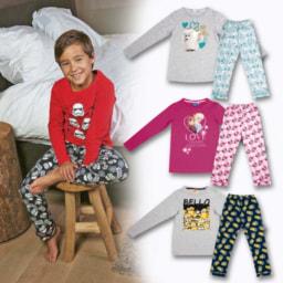 Pijama Flanela para Criança