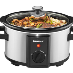 SILVERCREST® KITCHEN TOOLS Slow Cooker 215 W